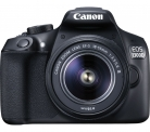 CANON EOS 1300D DSLR Camera with 18-55 mm f/3.5-5.6 Lens – Black £299 with Code at Currys – Ends Soon