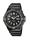 Casio Collection Men's Analogue Quartz Watch with Resin Strap – MRW-200H £14.99 at Amazon – Exclusively for Prime Members