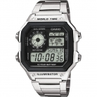 Casio Collection Men's Watch AE-1200WH £14.99 at Amazon
