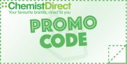 Save 5% On All Orders with Code at Chemist Direct