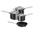 Circulon Infinite Hard Anodised Cookware Set, 4-Piece with Frypan £109.99 at Amazon