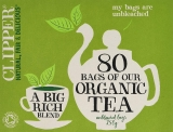 Clipper Organic Everyday 80 Teabags (Pack of 6, Total 480 Teabags) £17.32 @ Amazon