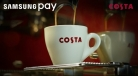 Free £3 Costa Voucher When Adding Debit, Credit or Loyalty Card to Your Samsung Pay