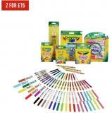 Crayola 70 Piece Stationery Set £12 or 2 for £15 at Argos – WOW!