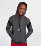 Older Kids' (Boys') Half-Zip Hoodie Nike Air £33.97  at Nike