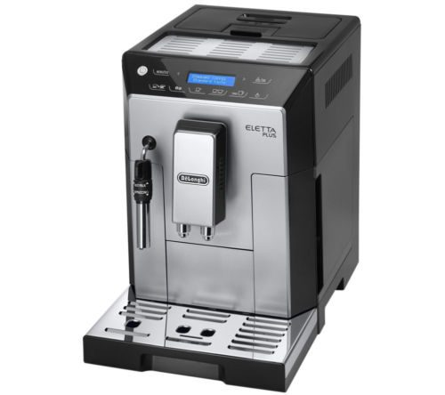 Delonghi Eletta Plus Ecam44620s Bean To Cup Coffee Machine
