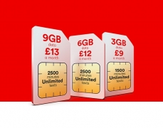 Double Data, But Not the Price with Virgin Mobile
