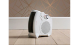 Fine Elements 2000W Flat Fan Heater £15.00 @ Asda George