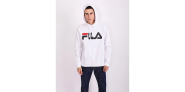 Fila Fiori Over The Head – Men Hoodies £54.99 @ Foot Locker