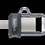 SanDisk 16GB Ultra Dual M3.0 OTG USB 3.0 Flash Drive – 130MB/s £10.97 @ MyMemory