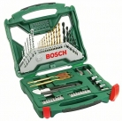 Bosch X-Line Accessory Set, 50 Pieces Reduced to Only £12.99 from £19.99 at Amazon