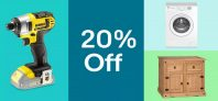 20% Off Payday Code to use @ Co-op Electrical eBay Store