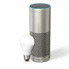 Amazon Echo Plus + Free Philips Smart Bulb £109.99 at Argos
