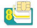 20GB 4G Data, Unlimited Mins & Texts £20 a Month SIM Only Deal at EE