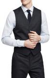 Reiss Daze Textured Wool Slim Fit Waistcoat  £45.00 at John Lewis & Partners