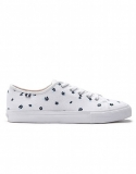 CLEMATIS PRINT TRAINER    £22.00 at Crew Clothing