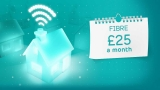 Fibre Broadband £25 a Month for 18 months + £50 to Cover Cancellation Fee + £35 Set-up Fee at EE