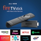 Amazon Fire TV Stick with Alexa with 2 Years Warranty £24.95 at John Lewis