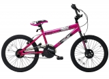 Flite Panic BMX 20 inch Wheel 7-14Yrs Girls Pink Bike – Pre-owned Like-new – £87.02 from Amazon Warehouse Deals