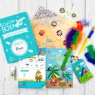 Free Craft Box for Kids from toucanBox