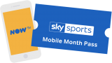Get NOW TV Sky Sports Mobile Month Pass for Just £5.99 @ Now TV