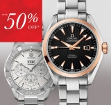 Get up to 50% Off Watches and Jewelry in Goldsmiths's Mid Season Sale – Now Live @ Goldsmiths