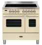 BRITANNIA RC-9TI-DE-CR 900mm Induction Hob Range Cooker £2,998.90 at Hughes
