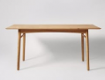 Jade Dining Table, Oak  £454  at Swoon Editions