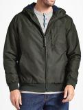 John Lewis & Partners Hooded Sports Jacket, Khaki   £49.50 at John Lewis & Partners