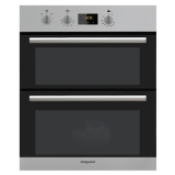 Hotpoint Class2 DU2540IX Built-under Double Oven Stainless Steel £299 at Co-op Electrical