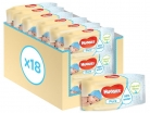 REDUCED! Huggies Pure Baby Wipes, 18 Packs (1008 Wipes Total) £7.50 at Amazon