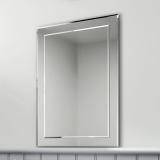 iBathUK Rectangular Bevelled Designer Bathroom Bathroom Wall Mirrors MC148 (500 x 700 mm) £30.39 at Amazon