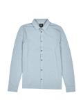 Blue Fog Two Tone Long Sleeve Shirt £9.00 at Burton