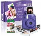 INSTAX Mini 8 Instant Camera & 10 Shot Bundle – Grape £33.97 at Currys