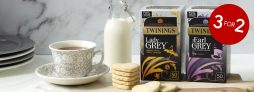 3 for 2 Earl Grey Teas with Code at Twinings Teashop
