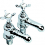 Wickes Mara Bath Taps £15.00  at Wickes
