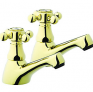 Wickes Classic Bath Taps  £15.00 at Wickes