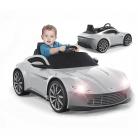 James Bond Aston Martin 6V Electric Ride On Car Kids Battery Lights Sounds Toy £107.49 at Amazon