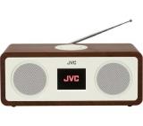 JVC RA-D77M DAB+/FM Bluetooth Clock Radio – Wood & Cream  £49.97 at Currys