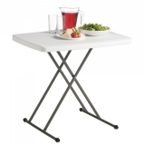 VonHaus 2.5ft Trestle Table £19.99 at Domu
