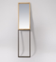 Murphy Mirror, Oak & Charcoal  £107 Swoon Editions