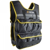 Gold Coast 10kg Adjustable Weight Vest  £22.99  at Domu