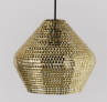 Kashir Pendant, Brass  £77 Swoon Editions