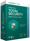 Up to 30% Off Kaspersky's Best Selling Security Products Now Includes Kaspersky Total Security Multi-Device 2016