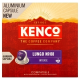 Kenco Lungo Intense Coffee Capsules, Pack of 10 (Total 200 Capsules) £31.39 at Amazon