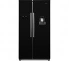 KENWOOD KSBSDB17 American-style Fridge Freezer – Black £494.99 Delivered from Currys eBay Store