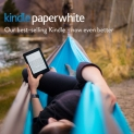 Kindle Paperwhite 6″ E-reader – Certified Refurbished – £89 at Amazon