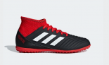 Adidas PREDATOR TANGO 18.3 TURF BOOTS, Black/Red  £38.46 at Adidas
