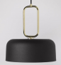 Maija Pendant, Black  £74 at Swoon Editions