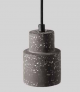 Rodrigo Pendant, Grey Terrazzo  £37 at  Swoon Editions